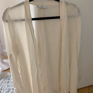 Vince blouse great condition (wrinkled in pic!)
